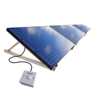 Plug In Solar Trio (750W) DIY Ground Mount Kit