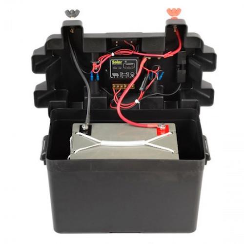 60w Off Grid Diy Solar Power Station Plug In Solar