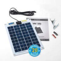 10wp Flexi, Flexible PV Solar Panel