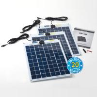 60wp Flexi, Flexible PV Solar Panel Kit