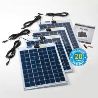 80wp Flexi, Flexible PV Solar Panel Kit