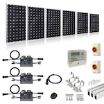 1kW Plug In Solar Developer New Build Kit