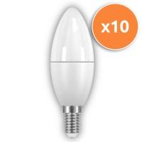 6W E14 LED Opal Candle Bulb 470Lm 2700K