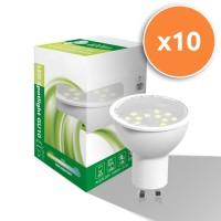 5.5W GU10 LED Lamp 345Lm 3000K