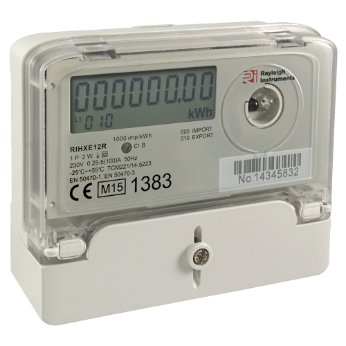Rayleigh Instruments Single Phase Generation Meter