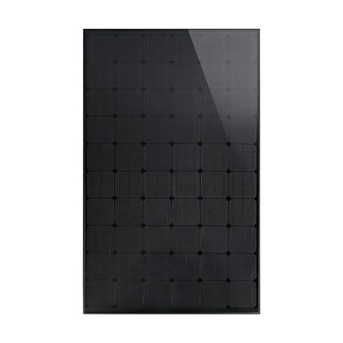 Perlight 300W All Black Mono Solar Panel
