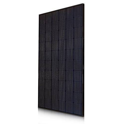 LG Neon2 325W All Black Mono Solar Panel | Plug In Solar