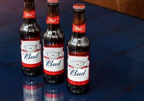 Budweiser Beer Made With Solar Energy