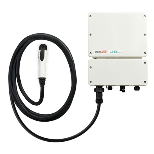 SolarEdge HD Wave Inverter and EV Charger