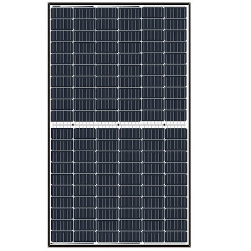 Longi 370W HiMo4 Black Framed Solar Panel