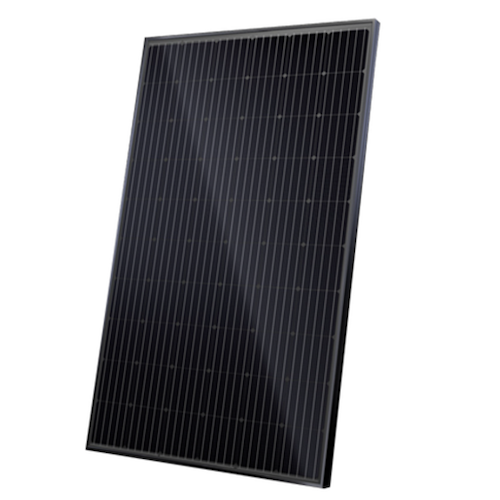 Q Cells G6 340W All Black Split Cell Monocrystalline Solar Panel