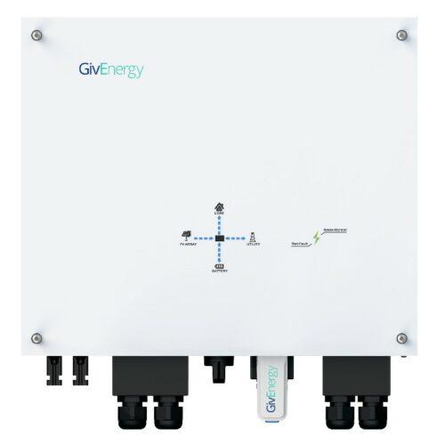 GivEnergy 5kW Hybrid PV Battery Inverter