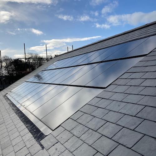 Perlight Integrated Solar Roof Tile (IRT)