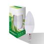 6W E14 LED Opal Candle Bulb 470Lm 3000K