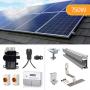 Plug In Solar 750W New Build Developer Solar Power Kit for Part L Building Regulations
