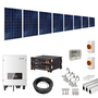 4kW Hybrid Solar Battery Kit