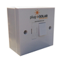 Plug-In Solar 1.25kW (1250W) DIY Solar Power Kit with Flat Roof Mount
