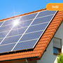Plug-In Solar 1kW (1000W) DIY Solar Power Kit with Roof Mount (For Tile or Slate Roofs)