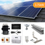 Plug In Solar 3.75kW New Build Developer Solar Power Kit for Part L Building Regulations
