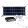 HUBi 10k Portable Solar Lighting and Power System