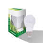 9W E27 LED Opal Globe Bulb 806Lm 4000K