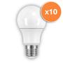 6.3W GLS E27 LED Opal Globe Bulb 470Lm 2700K