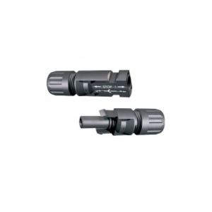 MC4 4mm Cable Connector (Pair)